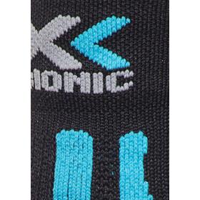 X-Bionic Effektor Running Socks Damen black/turquoise
